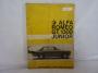 Alfa Romeo Handbuch