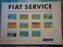 Fiat Service Heft