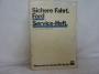 Ford Sierra Service-Heft