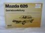 Mazda Betriebsanleitung